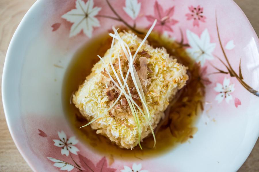 低卡黃金炸豆腐
