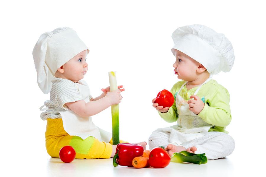 多嘗試不同食物 抗過敏 增強免疫力