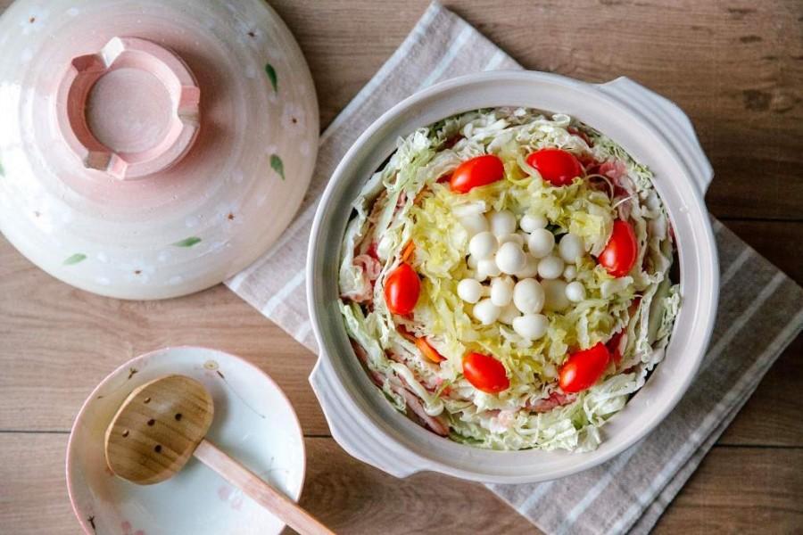 酸菜培根鍋