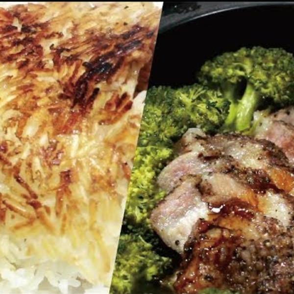 【匠弄】越吃越餓~鹹豬肉煲仔飯