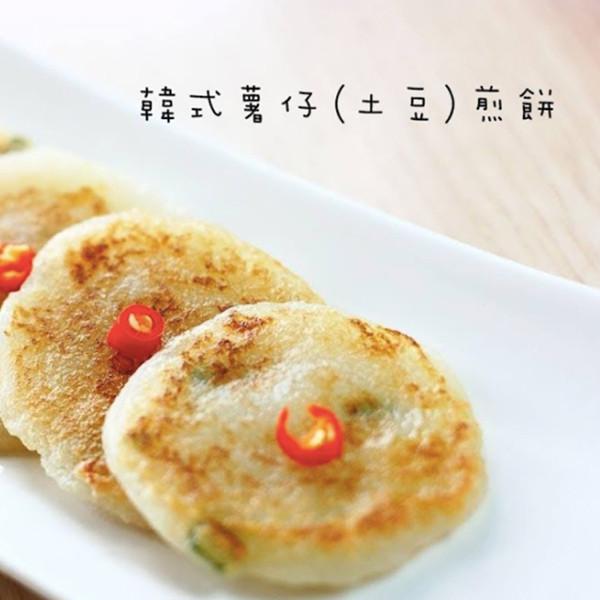 【Honney's Kitchen】韓式馬鈴薯煎餅