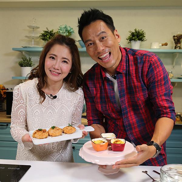 【一秒變大廚】謝忻+艾力克斯 甜姐兒出招剩菜變勝菜