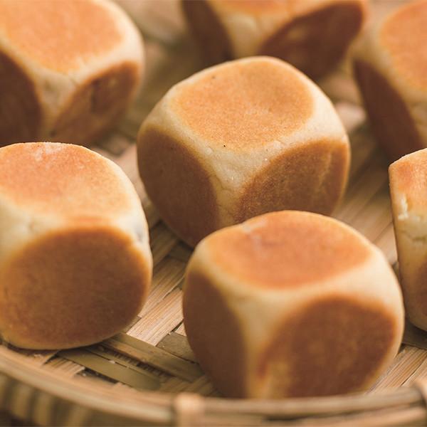 特色古早味日式點心【玫瑰方燒】,值得珍藏的好味道!