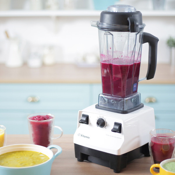 【好物分享】Vitamix食物調理機,把健康通通喝進去!