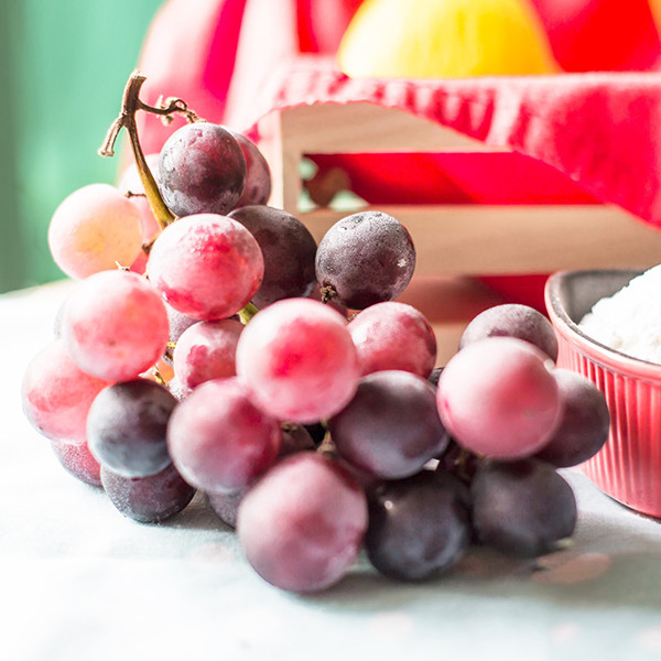 原來就是「它」!清洗葡萄必殺技,省水又快又乾淨