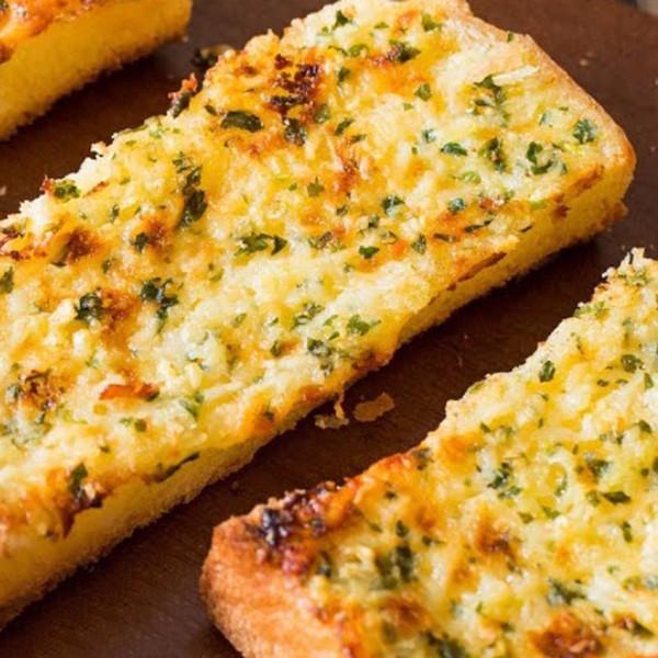 【成波之路】起司香蒜麵包