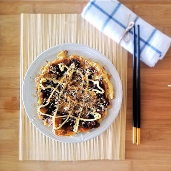 【飪意 Yummie】點心正餐一次搞定~海鮮大阪燒