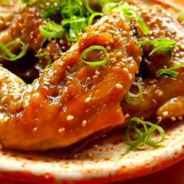 【上田太太】1分鐘輕鬆學會~蜜汁嫩雞翅