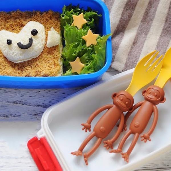 【kitb】小猴子三明治便當