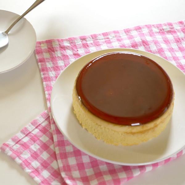 【影像生活】值得等待的好滋味~焦糖布丁蛋糕