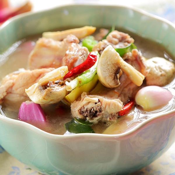甚麼味道是泰國菜的原味?【東北酸辣排骨湯】