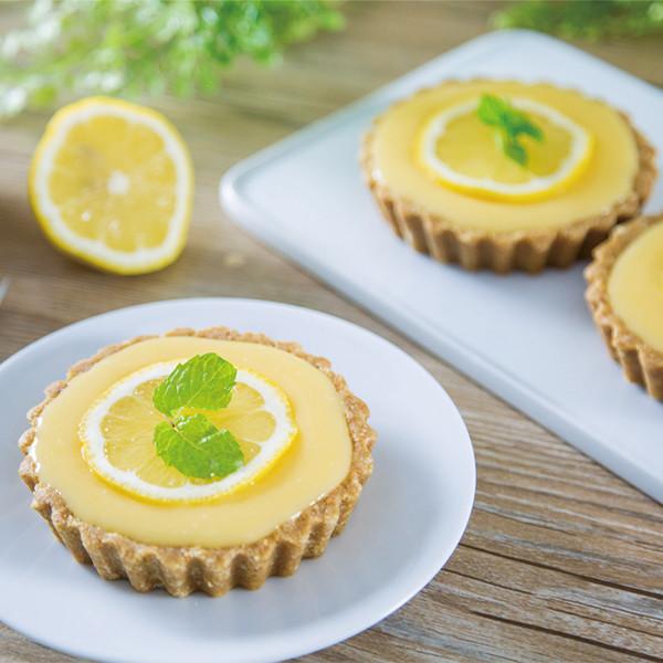 沒有烤箱也能做經典法式甜點!老奶奶也愛的【免烤檸檬塔】