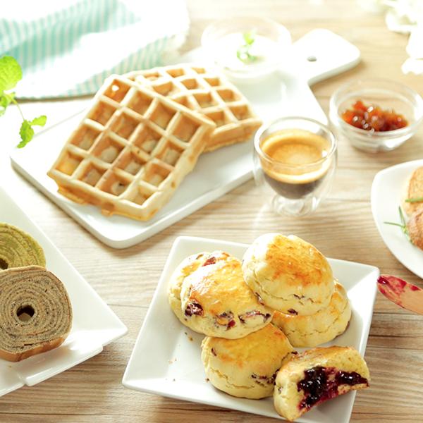 【好物分享】減糖輕盈新配方~美味生活獨家研發鬆餅粉