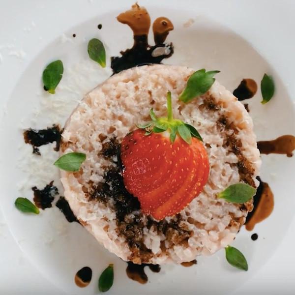 【好餓廚房】你沒看錯!草莓也能做出好吃義式燉飯