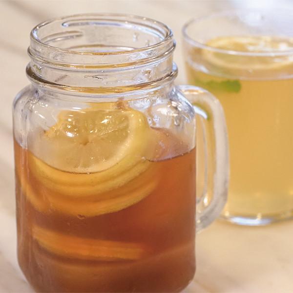 去油解膩聖品~出門想喝飲料隨時有【蜂蜜漬檸檬】