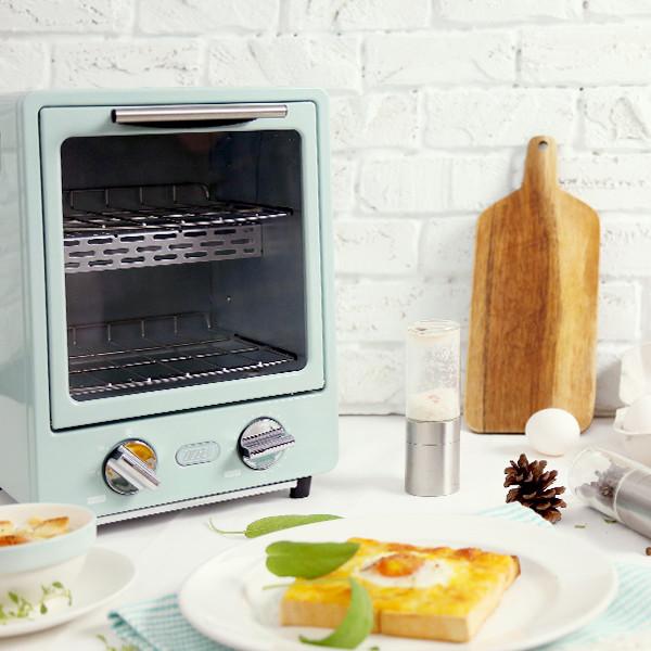 【好物分享】日本雙層電烤箱,簡單享受美味早午餐