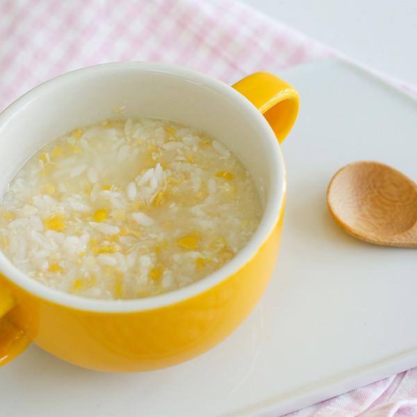 【副食品教學】雞蓉玉米燉飯(1歲後寶寶適用)