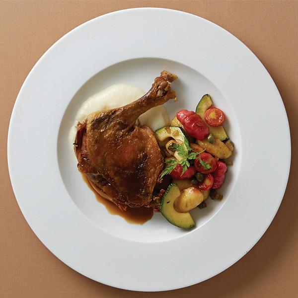 法國經典名菜!簡單好做【油封鴨】
