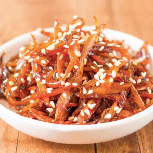 【成波之路】小菜也有大美味~日式炒牛蒡