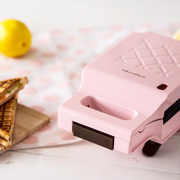 【好物分享】創意早餐好簡單~日本熱壓三明治機
