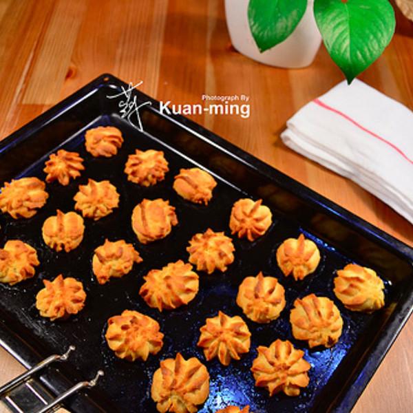 【影像生活】奶酥餅乾 Butter Cookies