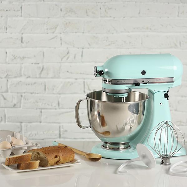 【好物分享】Kitchen Aid桌上型攪拌機,一機多用料理幫手!