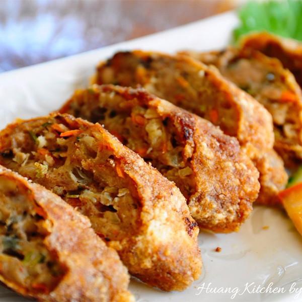 【Huang Kitchen 黃廚房】五香肉卷