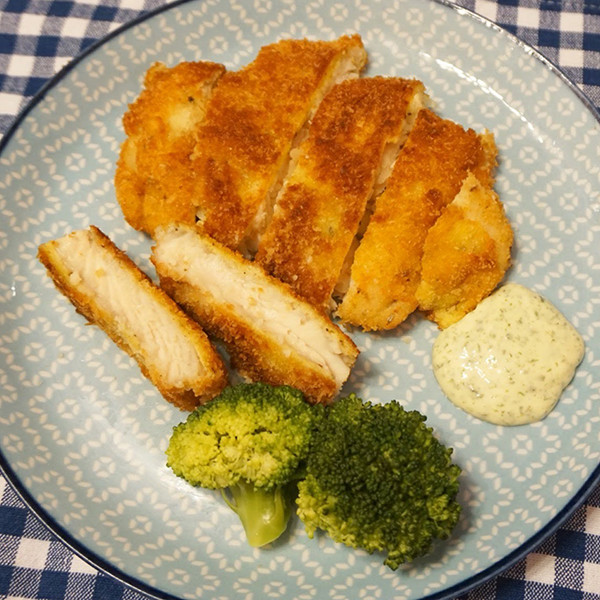 【小煮婦littlewife】 日式酥炸魚柳+獨門紫菜芥末蛋黃醬