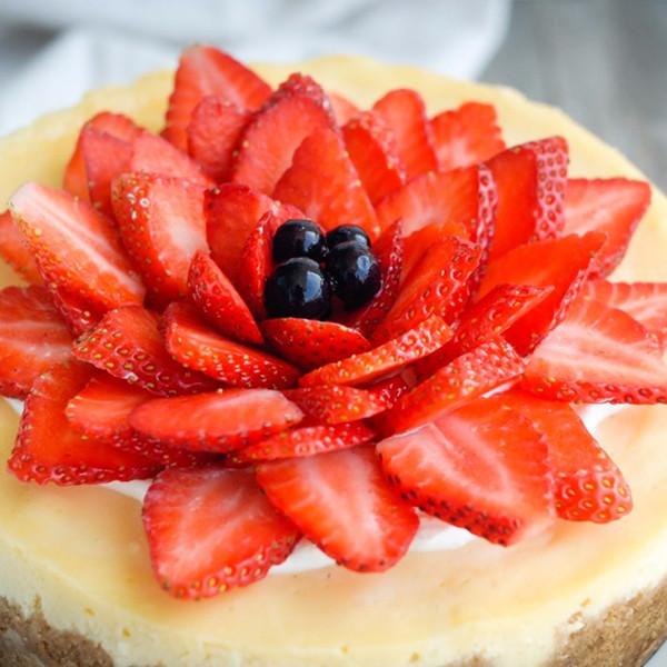 【Mrs P's Kitchen】超簡單重乳酪蛋糕