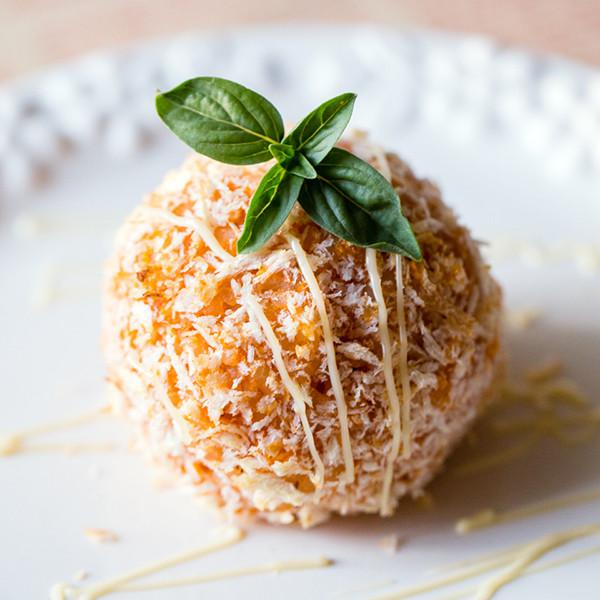 【10分鐘快速料理】酥烤義式起司燉飯球