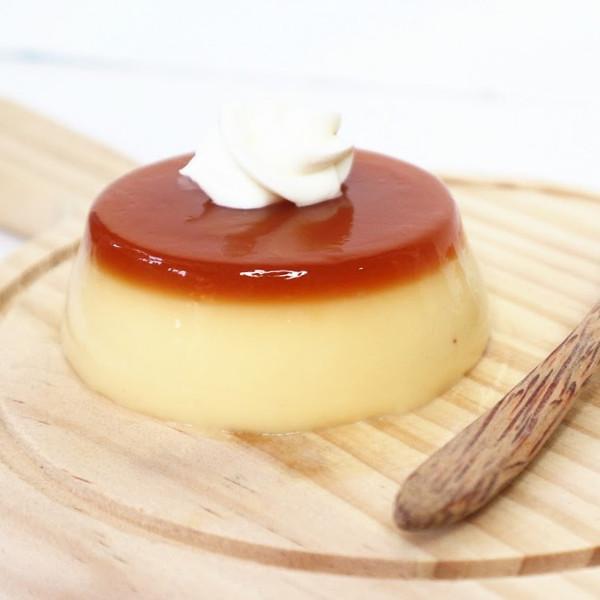 【Two Bites】Caramel Pudding ~焦糖布丁