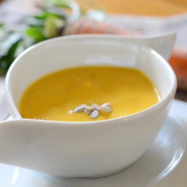 【影像生活】香甜好味不挑食~紅蘿蔔濃湯