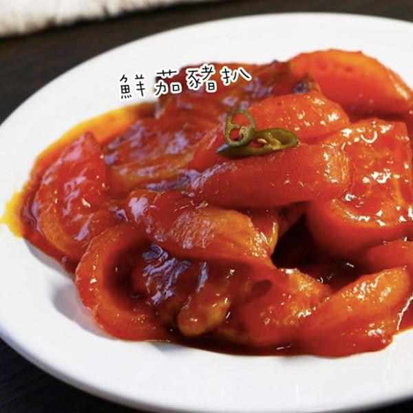 【Honney's Kitchen】甜鹹酸香好味~鮮茄豬排