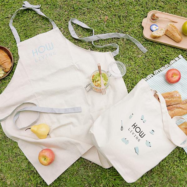 【好物分享】美味生活獨家嚴選!好實用的環保購物袋與綁帶圍裙