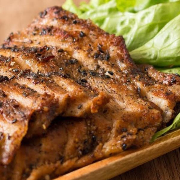 【成波之路】松阪豬這樣料理!土匪豬頸肉