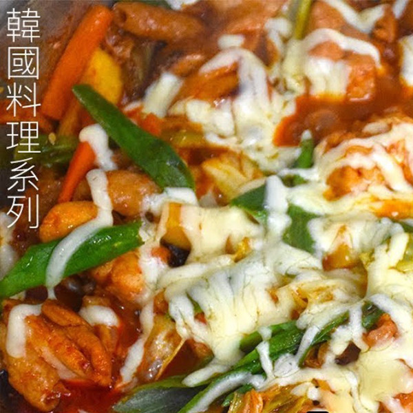 【Penny's House】韓式料理系列~春川辣炒雞排