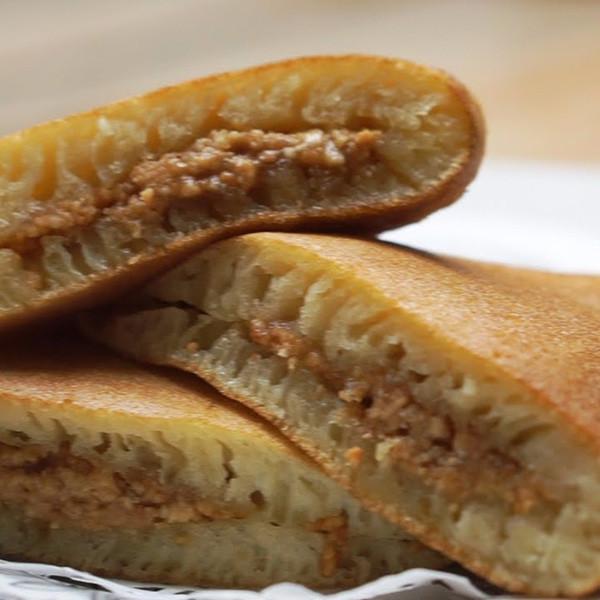 【Lauren's Kitchen】巷口古早味~懷舊麵煎粿