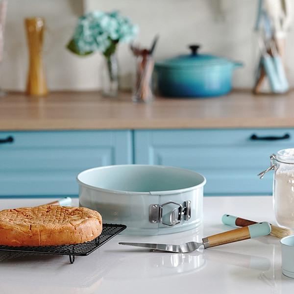 【好物分享】Jamie Oliver 烘焙選物在我家!超夢幻Tiffany藍全台獨家