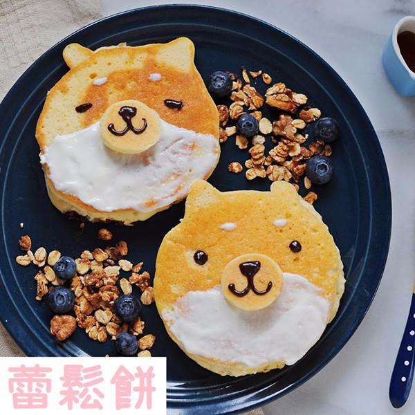 【kitb】療癒系下午茶~柴柴舒芙蕾鬆餅