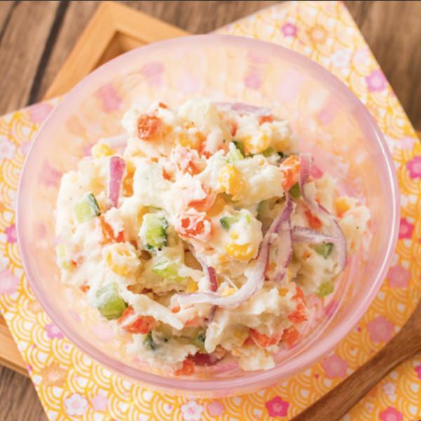 【成波之路】日式馬鈴薯沙拉