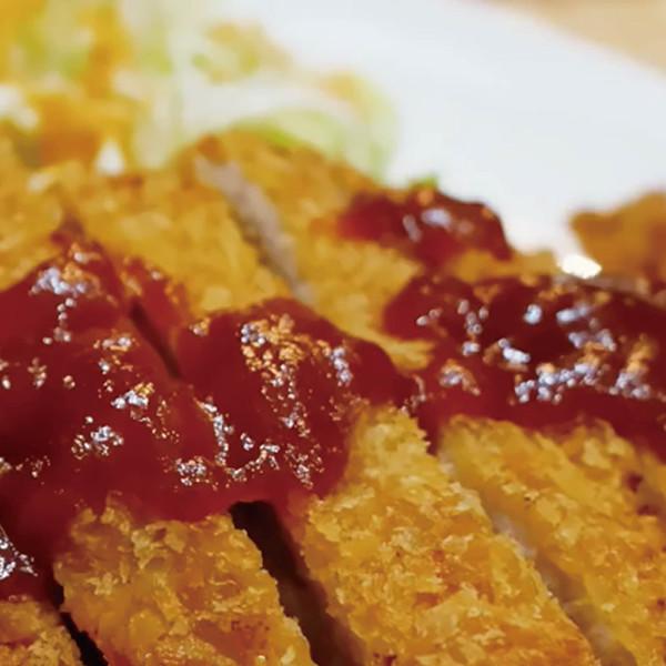 【琳達的廚房筆記】咖滋咖滋~日式炸豬排