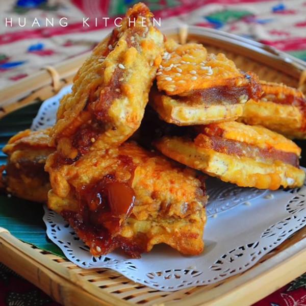 【Huang Kitchen 黃廚房】炸年糕三明治