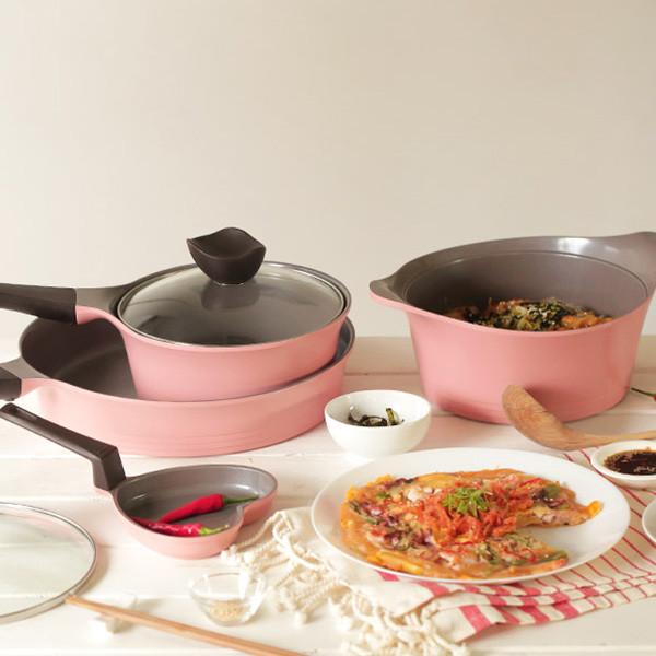 【好物分享】韓國陶瓷不沾鍋,不加油也能做出好料理