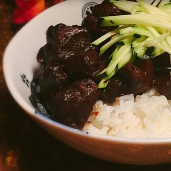 【Yans Foodie】韓式炸醬飯