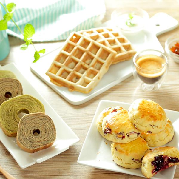 你沒想到的鬆餅粉用法!蛋糕、司康、餅乾、創意鬆餅一次做好