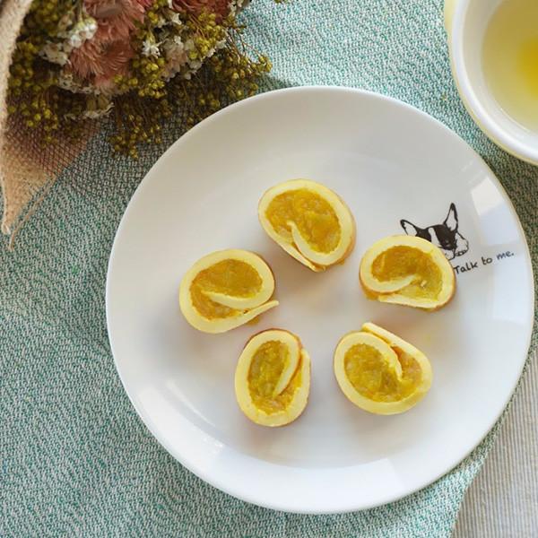 【K力's 幸福芳程式】南瓜蘋果蛋捲(七個月以上寶寶)