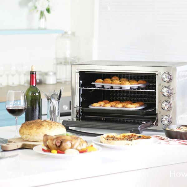 【好物分享】一桌好菜輕鬆做~多功能旋風烤箱