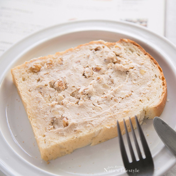 【我可是生活家】楓糖核桃乳酪抹醬~吃起來好像核桃起司蛋糕唷!