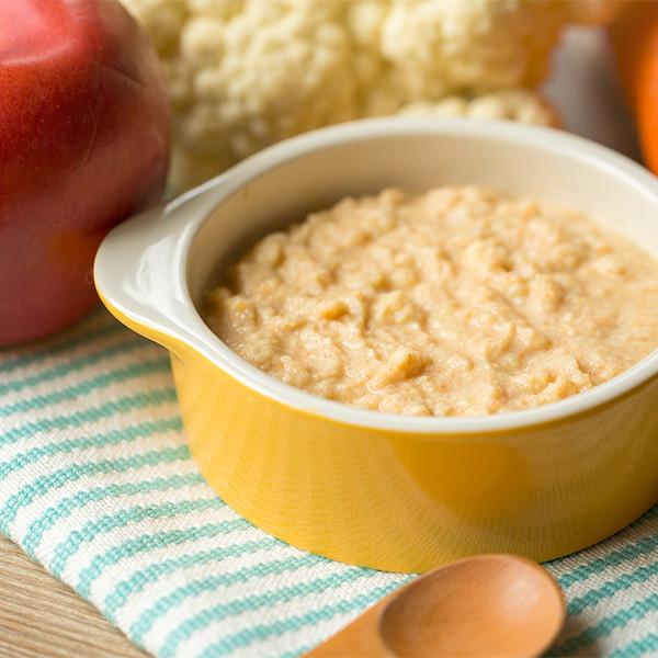 【副食品教學】7~8個月大寶寶愛不釋口的雞蓉蔬菜泥