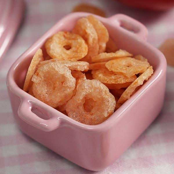 【副食品教學】一歲寶寶小零嘴~蕃茄圈圈米餅